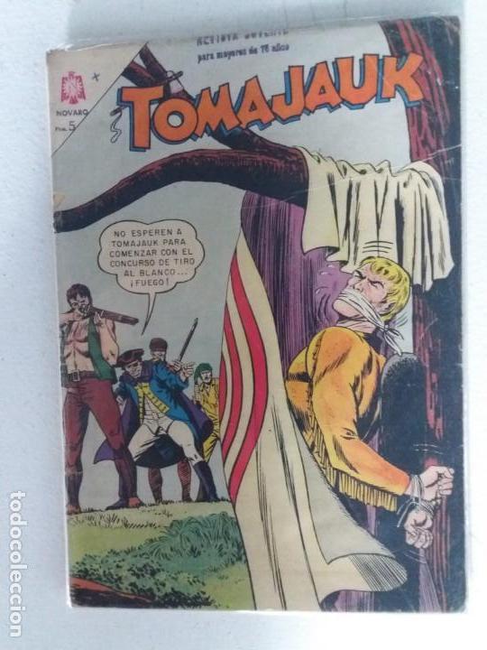 TOMAJAUK Nº 119 NOVARO IMPECABLE ESTADO (Tebeos y Comics - Novaro - Otros)