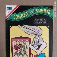 Tebeos: EL CONEJO DE LA SUERTE N° 331 ( NOVARO 1970). BUEN ESTADO.. Lote 170134346