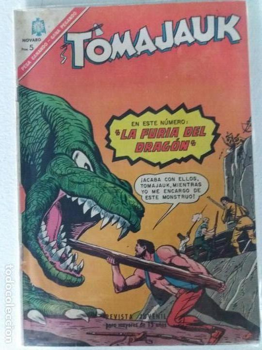 TOMAJAUK Nº 135 NOVARO IMPECABLE ESTADO (Tebeos y Comics - Novaro - Otros)