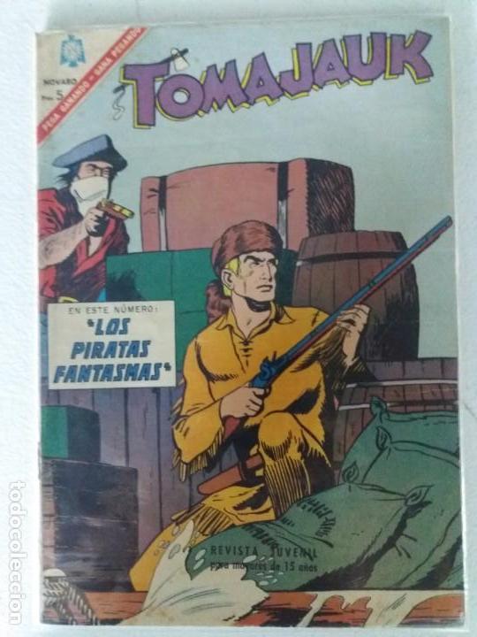 TOMAJAUK Nº 133 NOVARO IMPECABLE ESTADO (Tebeos y Comics - Novaro - Otros)