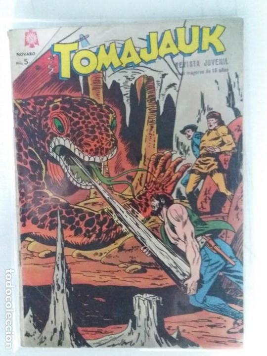 TOMAJAUK Nº 110 NOVARO IMPECABLE ESTADO (Tebeos y Comics - Novaro - Otros)