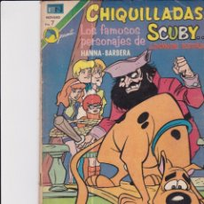 Tebeos: CHIQUILLADAS SCUBY.. Lote 170181528