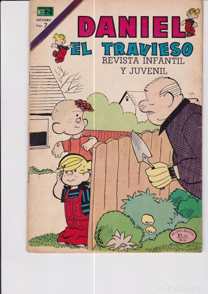 DANIEL EL TRAVIESO NÚMERO 135 (Tebeos y Comics - Novaro - Otros)