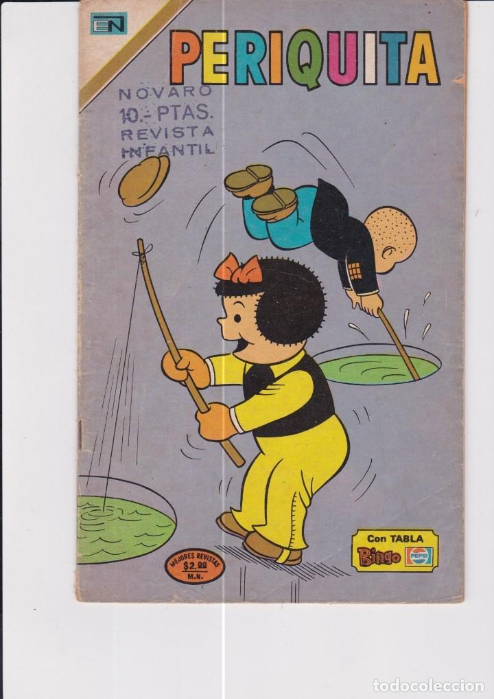 PERIQUITA NÚMERO 179 (Tebeos y Comics - Novaro - Otros)