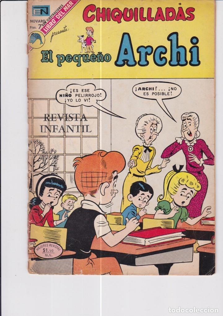 EL PEQUEÑO ARCHI. NÚMERO 360 (Tebeos y Comics - Novaro - Otros)