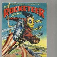 BDs: THE ROCKETEER 3-D COMIC, DISNEY, BUEN ESTADO.NEAL ADAMS. COLECCIÓN A.T.. Lote 170346208