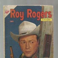 Tebeos: ROY ROGERS 23, 1954, NOVARO, BUEN ESTADO. COLECCIÓN A.T.. Lote 170596885