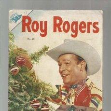 Tebeos: ROY ROGERS 28, 1954, NOVARO, MUY BUEN ESTADO. COLECCIÓN A.T.. Lote 170597455