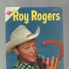 Tebeos: ROY ROGERS 33, 1955, NOVARO, BUEN ESTADO. COLECCIÓN A.T.. Lote 170597995