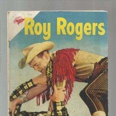 Tebeos: ROY ROGERS 34, 1955, NOVARO, BUEN ESTADO. COLECCIÓN A.T.. Lote 170598540