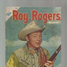 BDs: ROY ROGERS 36, 1955, NOVARO, USADO. COLECCIÓN A.T.. Lote 170599615