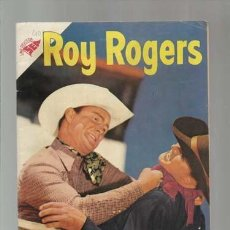 Tebeos: ROY ROGERS 40, 1955, NOVARO, MUY BUEN ESTADO. COLECCIÓN A.T.. Lote 170600790