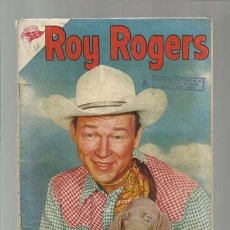 Tebeos: ROY ROGERS 41, 1956, NOVARO. COLECCIÓN A.T.. Lote 170601350