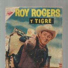 Tebeos: ROY ROGERS 47, 1956, NOVARO. COLECCIÓN A.T.. Lote 170603575