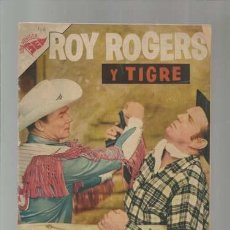 Tebeos: ROY ROGERS 49, 1956, NOVARO, USADO. COLECCIÓN A.T.. Lote 170604675