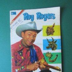 Tebeos: ROY ROGERS (1952, EMSA / SEA / NOVARO) 433 · 1952 · ROY ROGERS. Lote 170857615