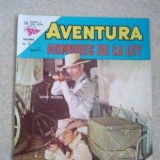 Tebeos: AVENTRURA Nº 297 - HOMBRES DE LEY D3. Lote 171238869