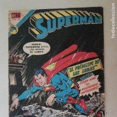 Tebeos: SUPERMAN. Nº 894. NOVARO. LPZ.. Lote 171361653