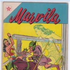 Tebeos: MARVILA NUMERO 1 DE LA EDITORIAL NOVARO EN PERFECTO ESTADO.. Lote 171451042