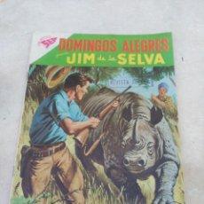 Tebeos: DOMINGOS ALEGRES Nº 243 JIM DE LA SELVA MUY DIFÍCIL. Lote 171621104