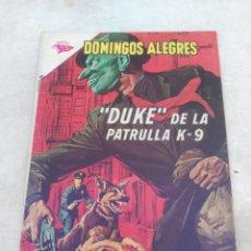 Tebeos: DOMINGOS ALEGRES Nº 499 DUKE DE LA PATRULLA K-9. Lote 171621715