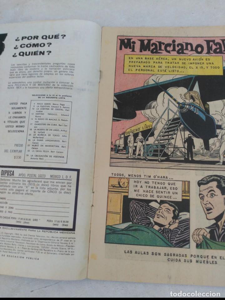 Tebeos: Domingos Alegres Nº 575 Mi Marciano Favorito - Foto 3 - 171622150