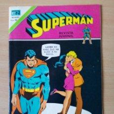 Tebeos: EDITORIAL NOVARO SUPERMAN. Lote 171711188