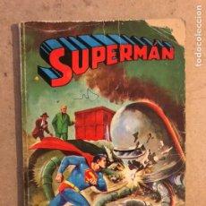Tebeos: SUPERMAN TOMO XXII (LIBROCOMIC, EDITORIAL NOVARO 1975).. Lote 171715964