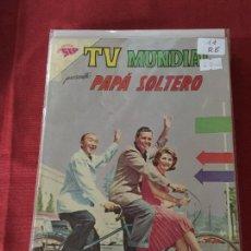 Tebeos: NOVARO TV MUNDIAL NUMERO 11 NORMAL ESTADO. Lote 171795723