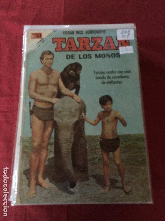 NOVARO TARZAN NUMERO 202 NORMAL ESTADO (Tebeos y Comics - Novaro - Tarzán)