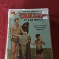 Tebeos: NOVARO TARZAN NUMERO 202 NORMAL ESTADO. Lote 171801634