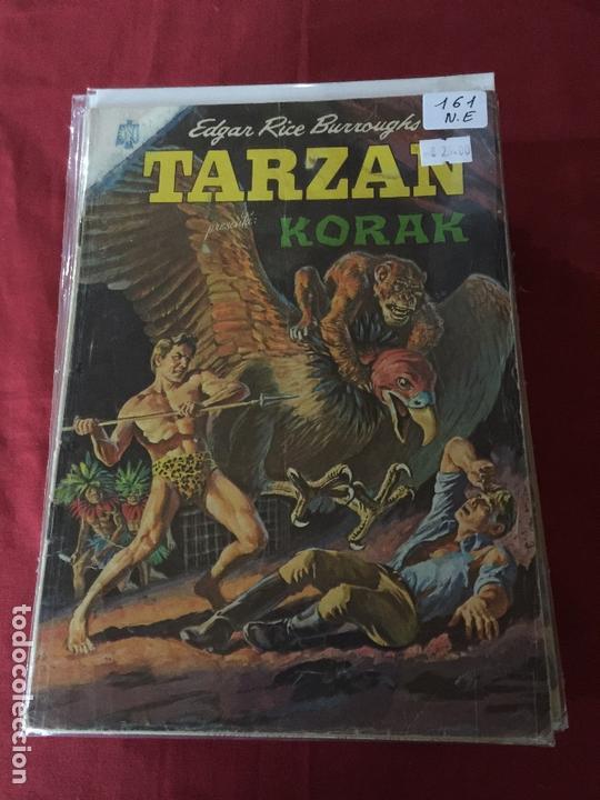 NOVARO TARZAN NUMERO 161 NORMAL ESTADO (Tebeos y Comics - Novaro - Tarzán)