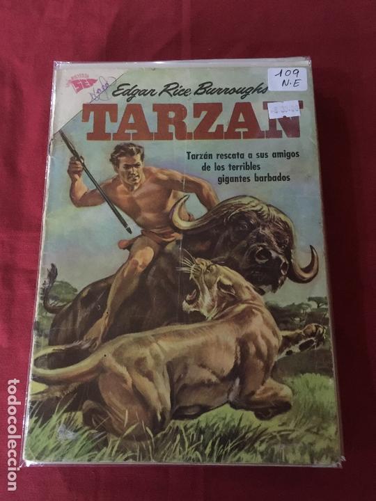 NOVARO TARZAN NUMERO 109 NORMAL ESTADO (Tebeos y Comics - Novaro - Tarzán)