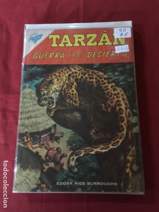 NOVARO TARZAN NUMERO 90 NORMAL ESTADO (Tebeos y Comics - Novaro - Tarzán)