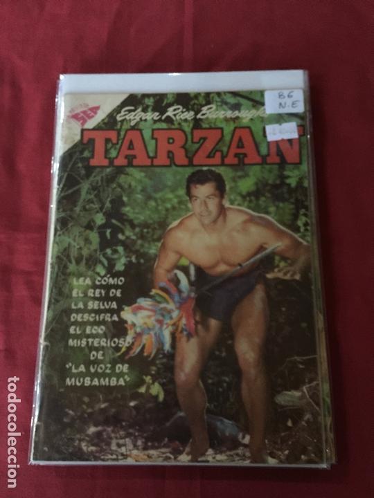 NOVARO TARZAN NUMERO 86 NORMAL ESTADO (Tebeos y Comics - Novaro - Tarzán)