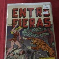 Tebeos: ENTRE FIERAS NUMERO 111 BUEN ESTADO. Lote 171803425