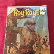 Tebeos: NOVARO ROY ROGERS NUMERO 6 NORMAL ESTADO. Lote 171950867