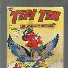 Giornalini: TIPI TIM 101, 1955, ENCUADERNACIÓN. COLECCIÓN A.T.. Lote 172054129