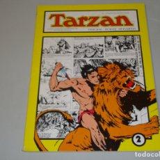 Tebeos: TARZÁN Nº 2 / BURNE HOGARTH / GRANDES CLÁSICOS DE LOS CÓMICS DEL PASADO VOLUMEN QUINCE. Lote 172260523