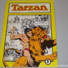 Tebeos: TARZÁN Nº 2 / BURNE HOGARTH / GRANDES CLÁSICOS DE LOS CÓMICS DEL PASADO VOLUMEN QUINCE. Lote 172260535