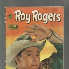 Giornalini: ROY ROGERS 2, 1952, NOVARO, BUEN ESTADO. COLECCIÓN A.T.. Lote 172271244