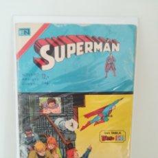 Tebeos: SUPERMAN 999 NOVARO. Lote 172374685
