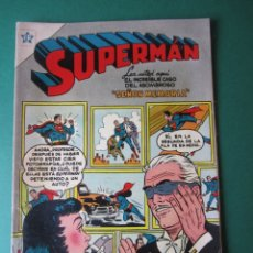 Tebeos: SUPERMAN (1952, ER / NOVARO) 69 · 1-II-1956 · SUPERMÁN. Lote 172380942