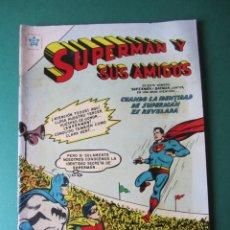 Tebeos: SUPERMAN Y SUS AMIGOS Nº6 (ERSA, 1956 ). Lote 172392254