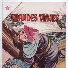 Tebeos: GRANDES VIAJES # 5 NOVARO 1963 EL REGRESO DE MARCO POLO EXCELENTE ESTADO. Lote 172412383