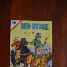 Tebeos: RED RYDER 406 (NOVARO). Lote 172446698