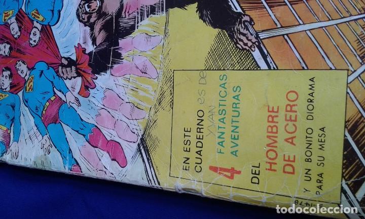 Tebeos: COMIC SUPERMAN EDICION LIMITADA COLECCIONISTAS 1976 - Foto 6 - 172566202