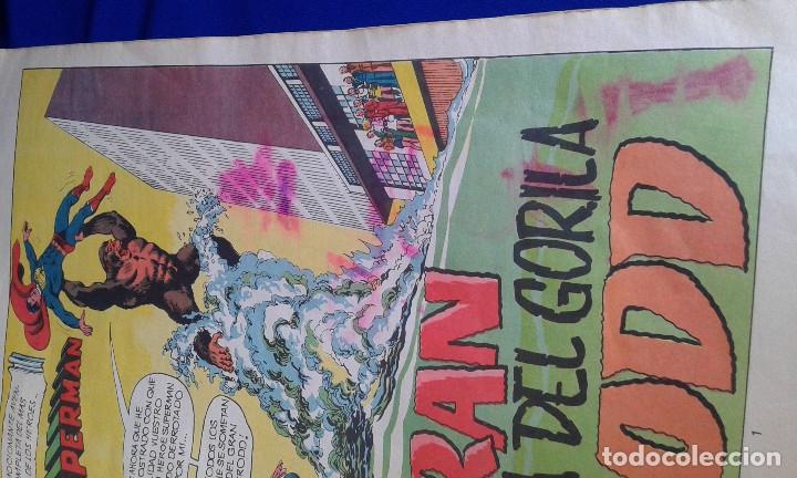 Tebeos: COMIC SUPERMAN EDICION LIMITADA COLECCIONISTAS 1976 - Foto 8 - 172566202