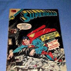 Tebeos: SUPERMAN DE NOVARO Nº 894 ORIGINAL VER FOTO Y DESCRIPCION. Lote 172819040