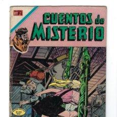 Tebeos: CUENTOS DE MISTERIO - AÑO X - Nº 175: 1º DE FEBRERO DE 1970 *** NOVARO MÉXICO ***. Lote 172825358